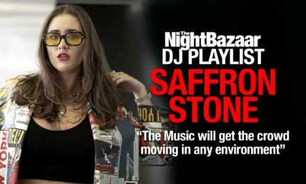 """<span class=""""entry-title-primary"""">Saffron Stone: """"The Music will get the crowd moving in any environment""""</span> <span class=""""entry-subtitle"""">To mark the release of her single with Ashibah, we caught up with Saffron and asked her to talk us through a playlist of tracks with the same kind of attitude</span>"""