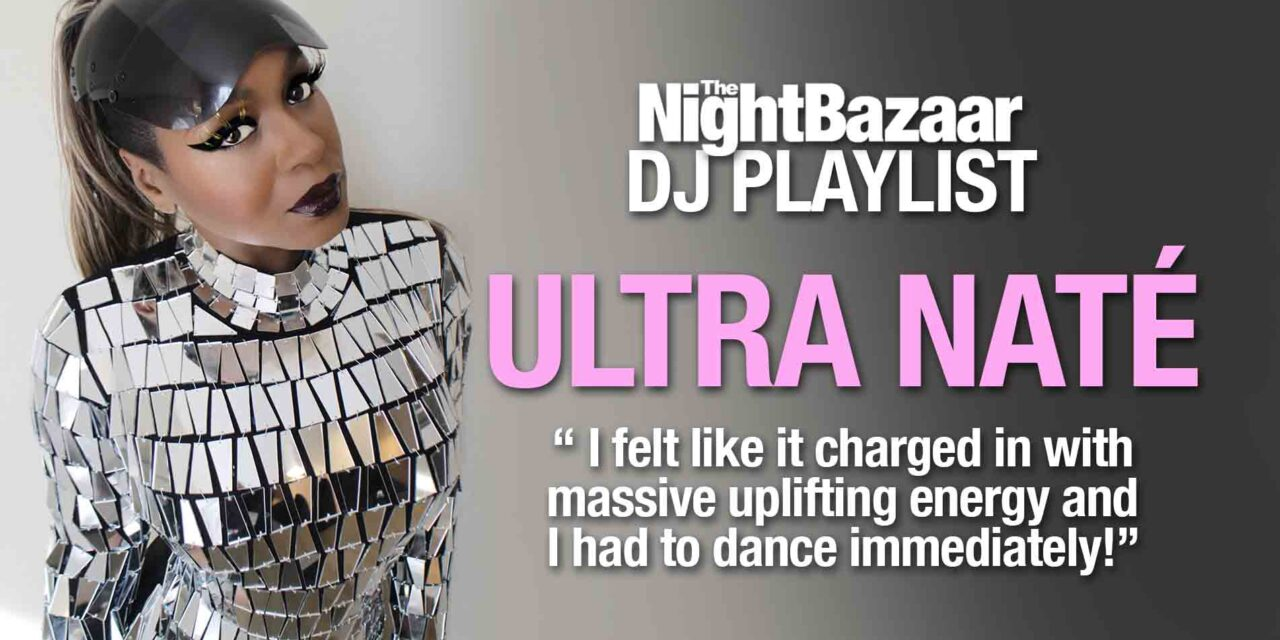 """<span class=""""entry-title-primary"""">Ultra Naté: """"I felt like it charged in with massive uplifting energy and I had to dance immediately""""</span> <span class=""""entry-subtitle"""">A selection of inspiring music from the house music heroine now we are free to dance again</span>"""
