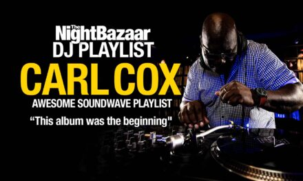 """<span class=""""entry-title-primary"""">Carl Cox: """"This album was the beginning of Awesome Soundwave""""</span> <span class=""""entry-subtitle"""">We caught up with the iconic DJ ahead of the last weekend of his UK summer tour and he talked us through ten of the best from his and Christopher Coe's label</span>"""