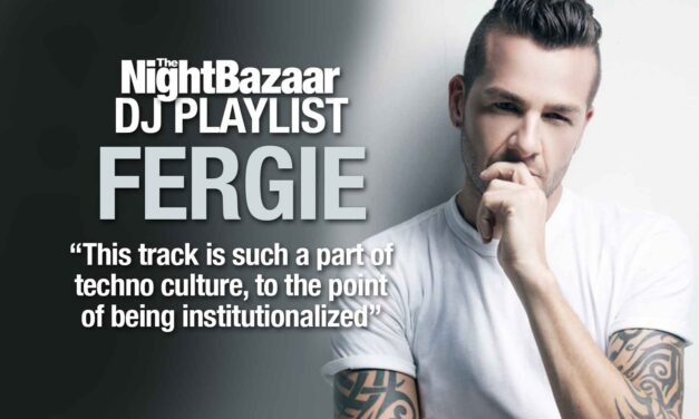 """<span class=""""entry-title-primary"""">Fergie: """"This track is such a part of techno culture, to the point of being institionalized""""</span> <span class=""""entry-subtitle"""">The Northern Irish DJ talks us through ten of the best techno tracks as he returns to his techno roots with new track Alpha Centauri</span>"""