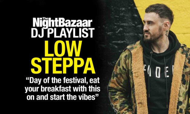 """<span class=""""entry-title-primary"""">Low Steppa: """"Day of the festival, eat your breakfast with this on and start the vibes""""</span> <span class=""""entry-subtitle"""">The Simma Black label boss steps up to remix Idris Elba and talks us through a fantastic selection of music</span>"""