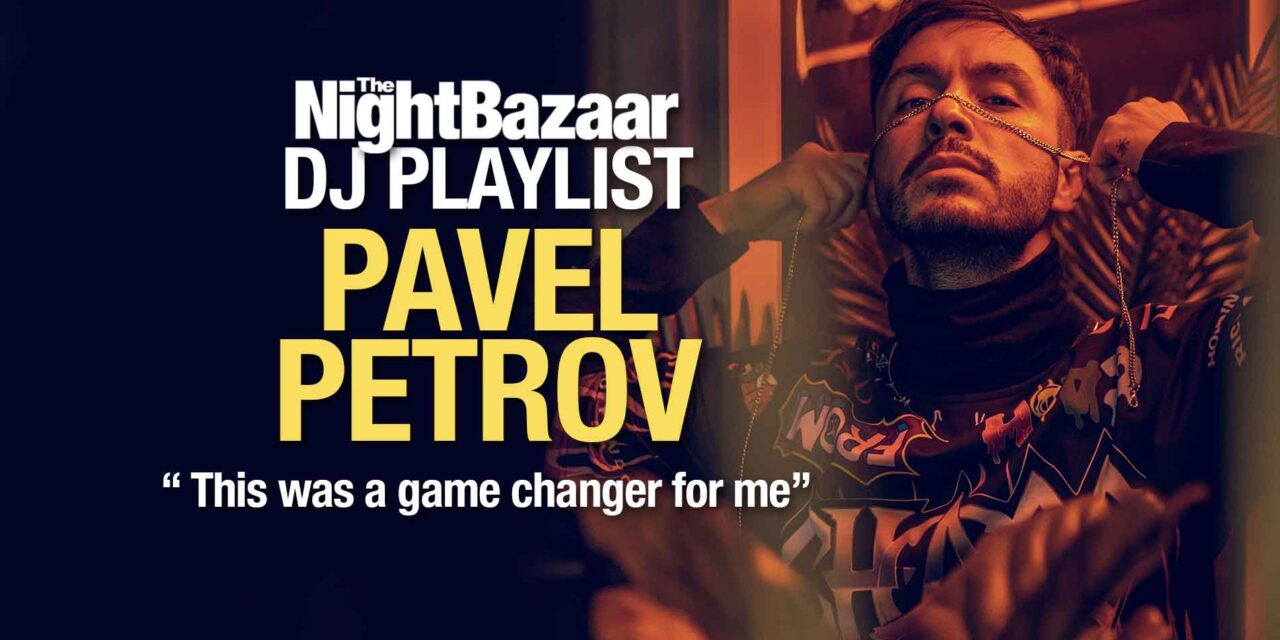 """<span class=""""entry-title-primary"""">Pavel Petrov: """"This was a game changer for me""""</span> <span class=""""entry-subtitle"""">The EXE label boss talks us through some of his favourite classic house and techno cuts as he releases his debut album, Youth</span>"""