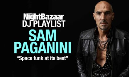 """<span class=""""entry-title-primary"""">Sam Paganini – """"Space funk at its best""""</span> <span class=""""entry-subtitle"""">The Italian techno powerhouse teases his new album Light + Shadow with a selection of his biggest influences</span>"""
