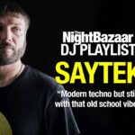 "Saytek: ""Modern techno but still with an old school vibe"""