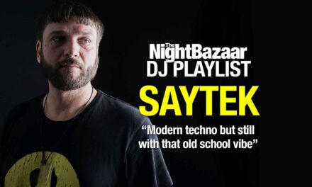 """<span class=""""entry-title-primary"""">Saytek: """"Modern techno but still with an old school vibe""""</span> <span class=""""entry-subtitle"""">We caught up with Joseph Keevill for a chat about his new album on Carl Cox and Christopher Coe's Awesome Saundwave label and he also talked us through a playlist of current electronic music influences</span>"""